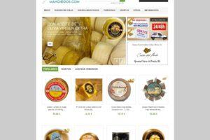 Tienda Online QuesosManchegos.com